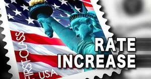 USPS August 28 2016 Rate Change