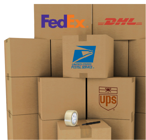 Know your shipping costs with Neopost