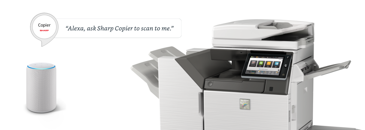 Sharp - printers and copiers for business