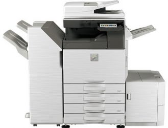 Sharp copiers and printers for business